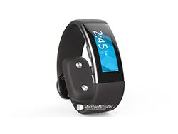 دستبند هوشمند جدید مایکروسافت رونمایی شد