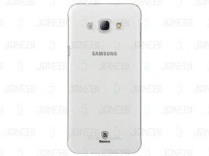 قاب محافظ شیشه ای Samsung Galaxy A8 مارک Baseus