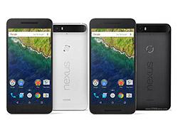 عرضه Nexus 6P هواوی با حافظه داخلی 128 گیگابایتی