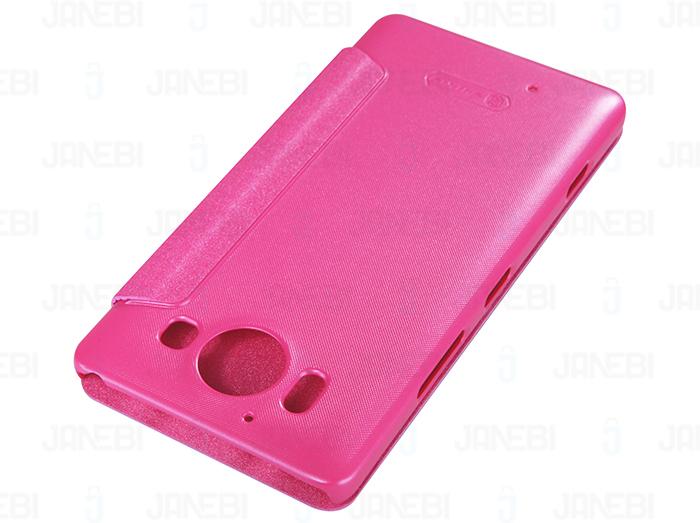 کیف نیلکین مایکروسافت Nillkin Sparkle Case Microsoft Lumia 950