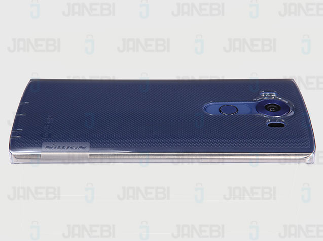 محافظ ژله ای گوشی ال جی V10