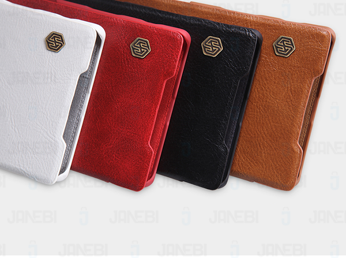 Sony Xperia Z5 Premium Qin leather cas