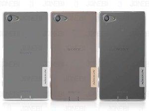 محافظ ژله ای  Sony Xperia Z5 Compact مارک Nillkin-TPU