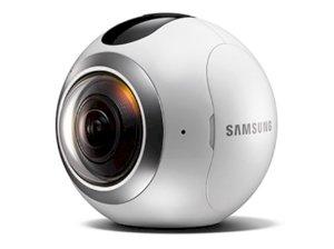 دوربین 360 درجه سامسونگ Samsung announces Gear 360