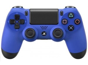 دسته بازی Sony DUALSHOCK 4 Wireless Blue Controller PS4
