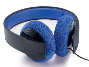 هدفون سونی PlayStation Silver Wired Stereo Headset