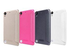 کیف نیلکین اچ تی سی Nillkin Sparkle Leather Case HTC Desire 530/630