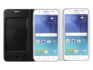 کیف اصلی Samsung Galaxy J5 Flip Wallet