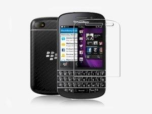 محافظ صفحه نمایش شفاف نیلکین بلک بری Nillkin Clear Screen Protector BlackBerry Q10