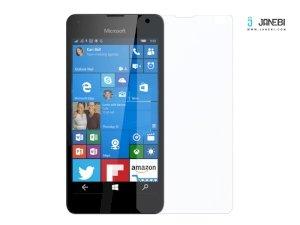 محافظ صفحه نمایش شیشه ای Microsoft Lumia 550 مارک RG