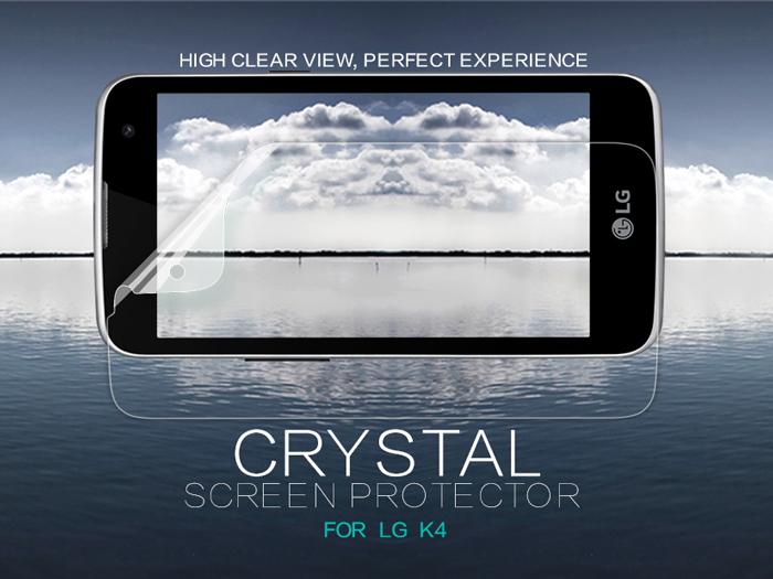 محافظ صفحه نمایش LG K4