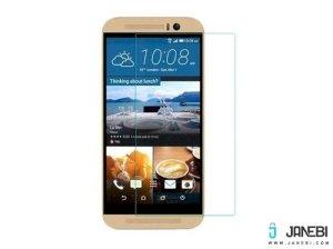 محافظ صفحه نمایش شیشه ای HTC One M9 plus مارک RG