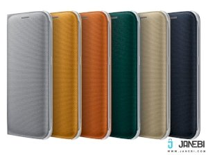کیف اصلی Fabric Flip Wallet Samsung Galaxy S6 edge
