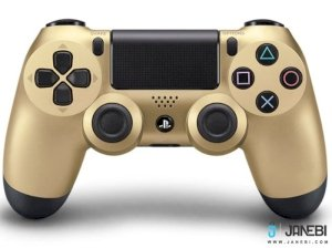 دسته بازی طلایی Sony DUALSHOCK 4 Wireless Gold Controller PS4