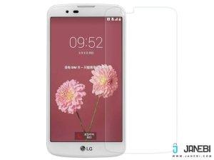 محافظ صفحه نمایش شفاف LG K10 مارک Nillkin