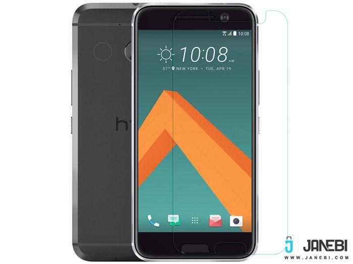 محافظ صفحه نمایش شیشه ای نیلکین HTC 10 Lifestyle مارک Nillkin H+ PRO