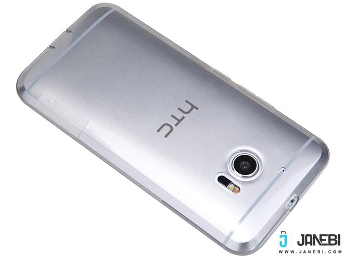 محافظ ژله ای گوشی اچ تی سی HTC 10