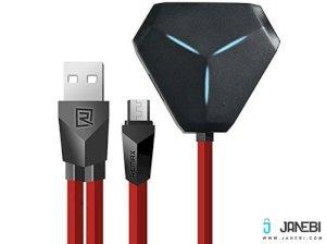 هاب و تبدیل Remax RU U3 Aliens 3 USB HUb+OTG