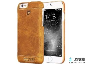 قاب چرمی پیرکاردین آیفون Apple iphone 6/6s مارک Pierre Cardin