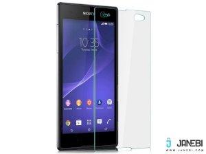 محافظ صفحه نمایش شیشه ای Sony Xperia C3 مارک RG