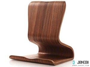 استند چوبی تبلت Wooden Tablet Stand مارک SAMDI