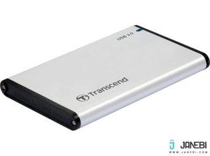 باکس تبدیل هارد داخلی به اکسترنال Transcend StoreJet 25S3 SSD/HDD