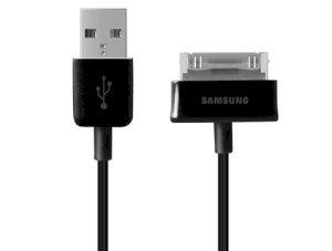 کابل شارژ و انتقال داده اصلی سامسونگ Samsung Galaxy Tab Data Cable