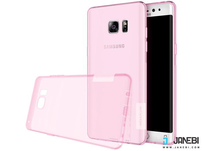 خرید محافظ ژله ای نیلکین Nillkin Tpu For Samsung Galaxy Note 7