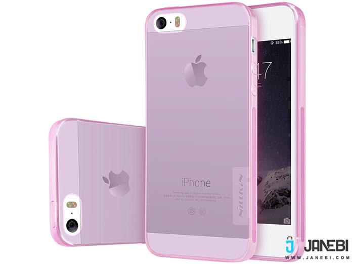 محافظ ژله ای گوشی آیفون Apple iphone 5/5S/SE
