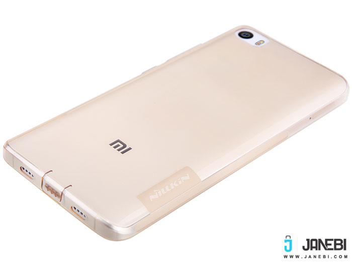 محافظ ژله ای گوشی شیائومی Xiaomi Mi 5
