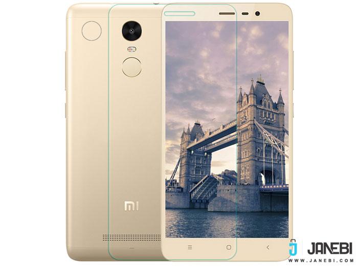 محافظ صفحه نمایش شیشه ای نیلکین شیائومی Nillkin H Glass Xiaomi Redmi Note 3