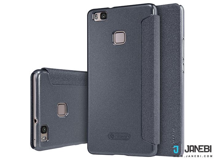 کیف نیلکین هواوی Nillkin Sparkle Leather Case Huawei P9 Lite