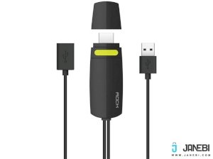تبدیل راک Rock MHL Lightning To HDMI Adapter