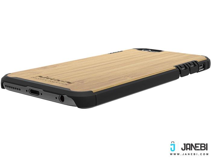 قاب محافظ چوبی نیلکین آیفون Nillkin Knights For Apple iphone 6 Plus/6S Plus