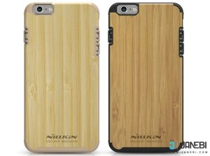 قاب محافظ چوبی نیلکین آیفون Nillkin Knights Bamboo Case Apple iphone 6 Plus/6S Plus