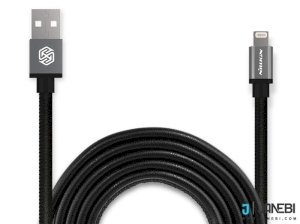 کابل چرمی لایتنینگ نیلکین Nillkin Lightning Gentry Cable