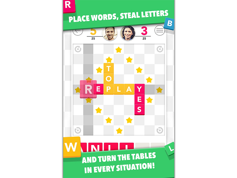 Wordox: رقابت آنلاین با دوستان بر سر حدس کلمات!