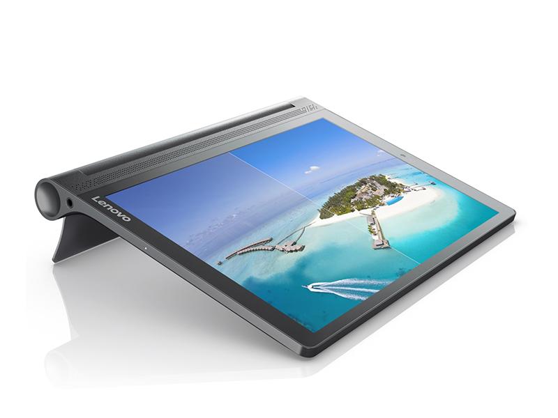 Yoga Tab3 Plus لنوو، یک تبلت ایده آل برای تماشای فیلم