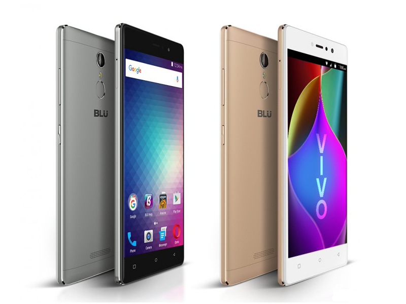 BLU Vivo 5R یک گوشی میان رده آمریکایی با بدنه فلزی و قیمت مناسب