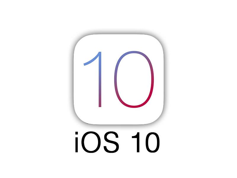 نصب iOS 10 موجب از کار افتادن برخی از آیفون ها شده است