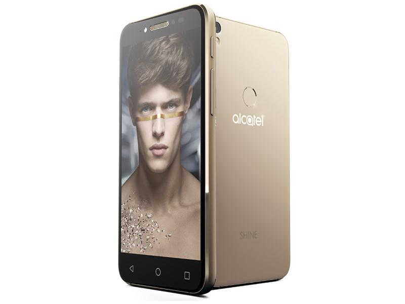 Shine Lite آلکاتل، گوشی هوشمندی با طراحی شیک و مشخصات داخلی متوسط
