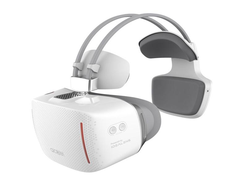 نخستین هدست واقعیت مجازی آلکاتل، بدون نیاز به گوشی هوشمند کار می کند!