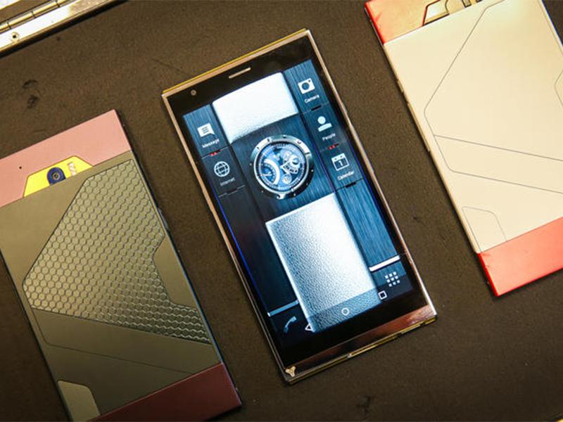 Turing Phone Cadenza، گوشی هوشمندی با دوربین اصلی 60 مگاپیکسلی!