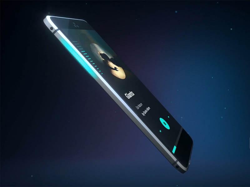 HTC Ocean، نخستین گوشی هوشمند جهان با دکمه های لمسی!