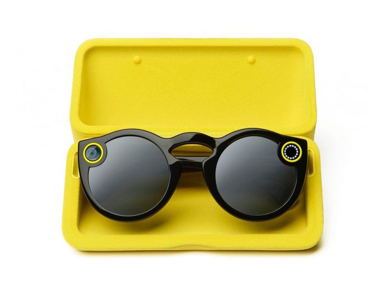 اسنپ چت و عرضه عینک آفتابی با قابلیت فیلم برداری!