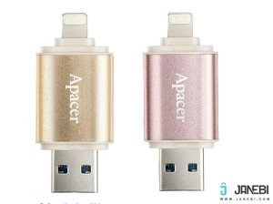 فلش مموری اپیسر Apacer AH190 Lightning USB Flash Memory - 32GB