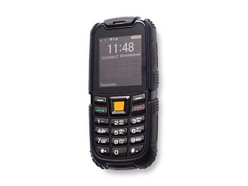 CTG-ST نخستین گوشی موبایل ضد انفجار در جهان!