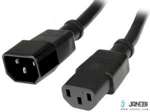 کابل برق بافو BAFO AC Power Extension Cords IEC C14 Male to IEC C13 Female
