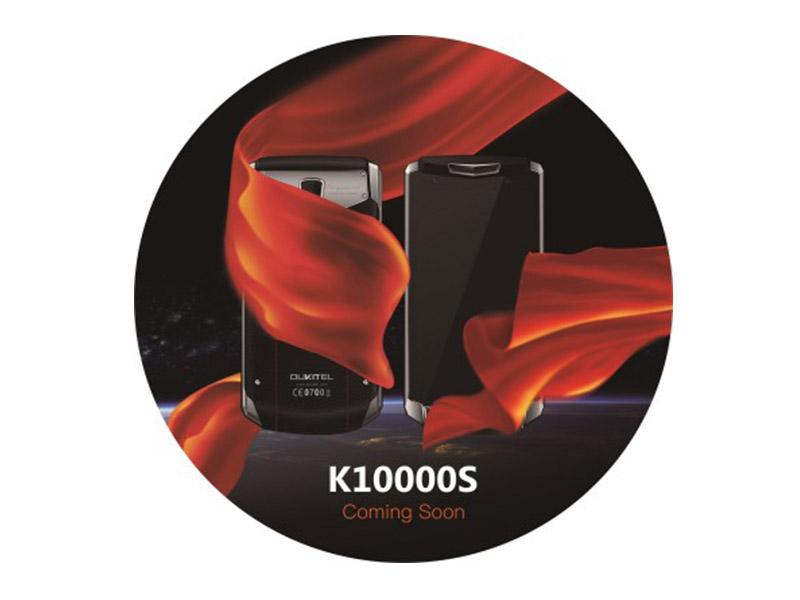 K10000S یک گوشی هوشمند جدید با باتری 10000 میلی آمپرساعتی!