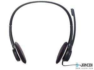 هدست استریو لاجیتک Logitech ClearChat Stereo Headset